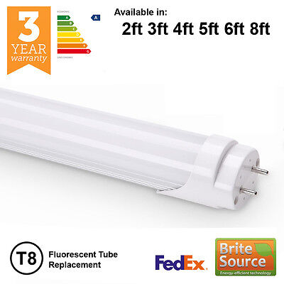 LED T8 T12 ERSATZ 0.6m 0.9m 4 1.5m 1.8m 2.4m 14w 30 36 40 58w 65 70w 100w 125w ()