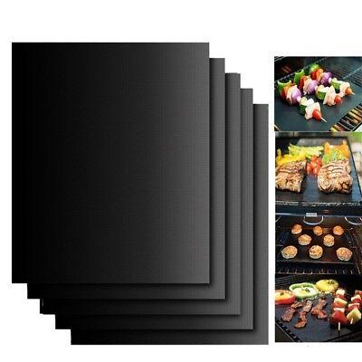 BBQ Baking Mat Silicone Cooking Mat Reusable Nonstick Sheet