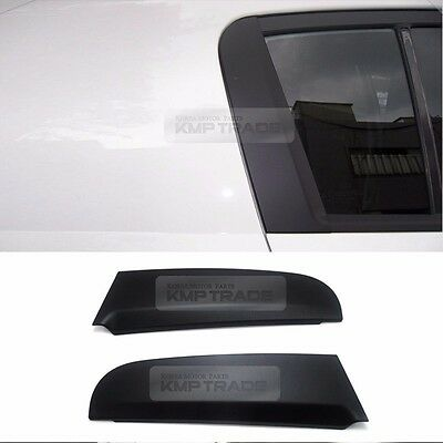 OEM C Pillar Door Rear Cover Exterior Molding Trim For KIA 2011-2016 Sportage R ()