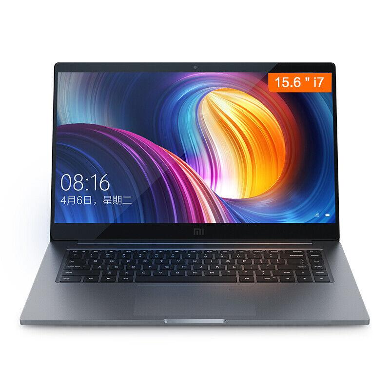 Xiaomi Mi Notebook 15.6'' Pro Laptop Quad Core 16GB+256GB i7-8550U Win 10 Webcam