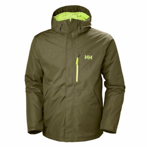 Brand New: Helly Hansen Squamish CIS Jacked - Medium - Green