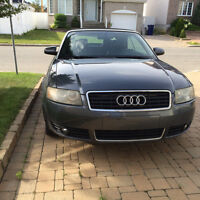2004 Audi A4 1.8t Cabriolet Convertible
