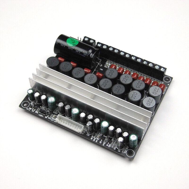 HiFi 5.1 Channel Digital Power Amplifier Board Class D Stereo Theater Audio Amp