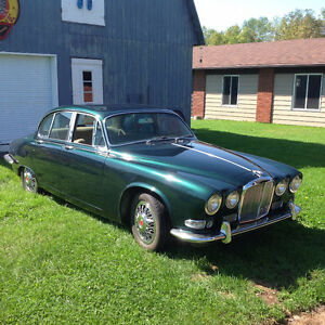 1967 JAGUAR-NEVER SEEN A WINTER West Island Greater Montréal image 2
