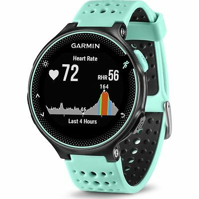 Garmin Forerunner 235 GPS Running Watch - Frost Blue