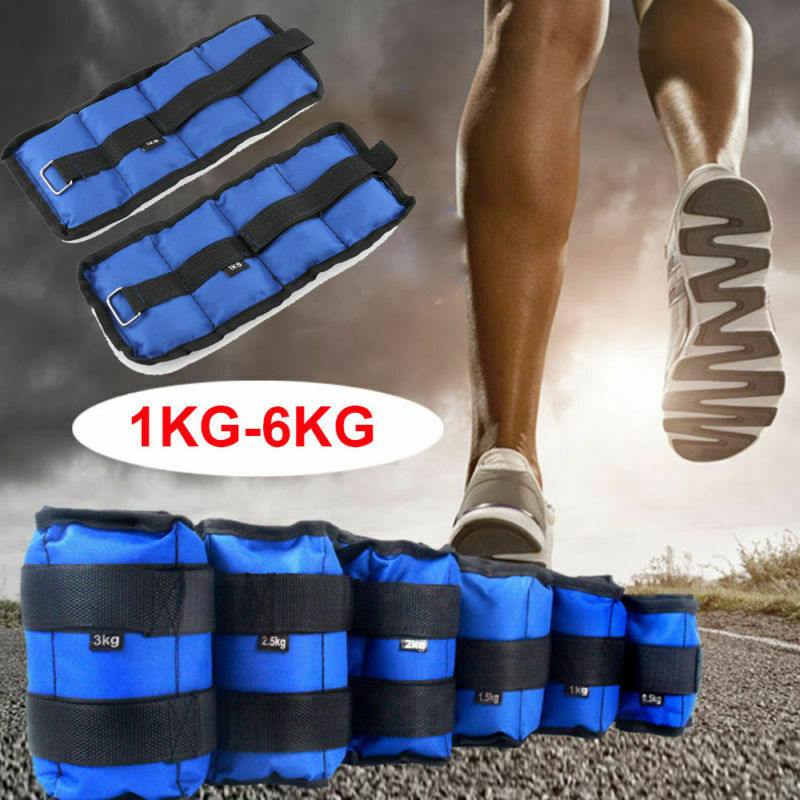 Gewichtsmanschetten Laufgewichte Fußgewichte Handgelenkgewichte Beingewichte DE