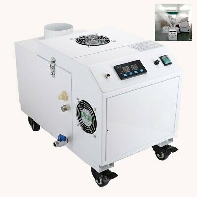 600w Ultrasonic Industrial Humidifier Cooler Sprayer 6kgh 110v Humidity Control