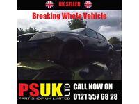 Vauxhall Astra H Black 3 door breaking for parts