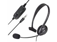 Wired Gaming Headset for ps4