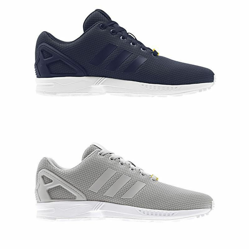 נעלי ספורט לגברים ADIDAS ORIGINALS MEN'S ZX FLUX TRAINERS