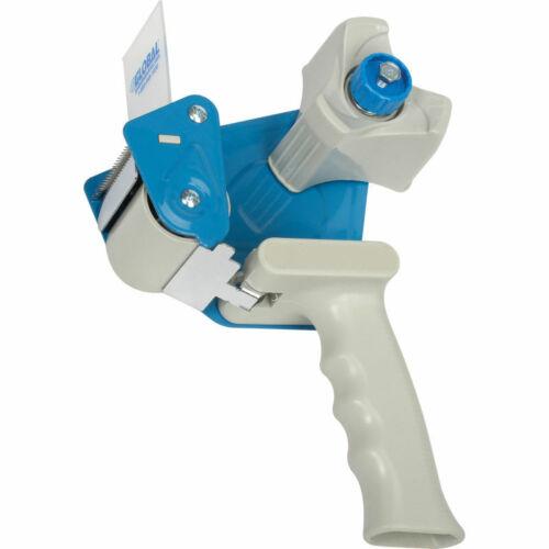 "Heavy-Duty Packaging Tape Dispenser  Gun With Adjustable Break 2"" Width Packing"