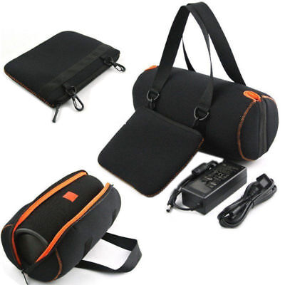 Lautsprecher Tasche EVA Stoßfest Schutztasche mit Adapter Tasche für JBL XTREME
