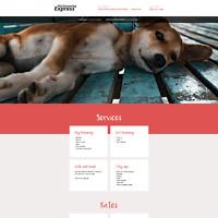 Website | WebDesign | Custom Logo | Business Card / Branding | +