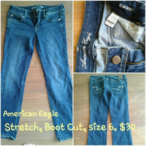 Womens Brand name jeans