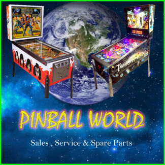 Pinball and arcade Machines for sale in Melbourne,Victoria.