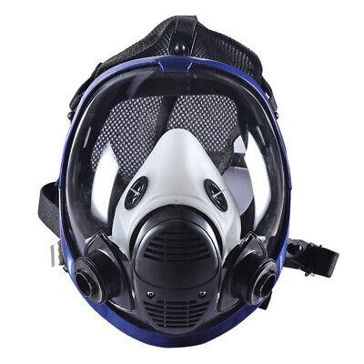 6800 Gas Mask Painting Spraying Full Face Facepiece Respirator Size M