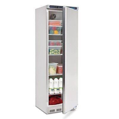 Polar Single Door Fridge Satinless Steel 400tr Food Beverage Shop Refrigerator