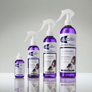 First Aid for pets Leucillin