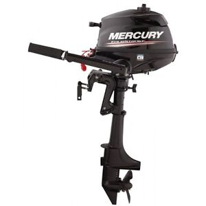 New Mercury 2.5 HP outboards
