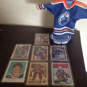 OILERS HOCKEY CARDS!