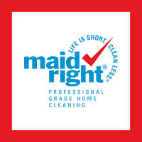 Maid Right Franchises for Sale