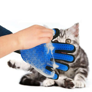 Pet Dog Cat Grooming Cleaning Left Glove Hair For Dirt Remover