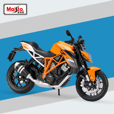 Maisto 13065 1:12 Scale KTM 1290 Super Duke R Motorcycle Diecast Car Model Toy for sale  Shipping to United States