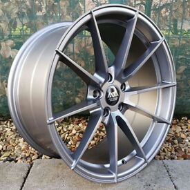 "19"" AVA Aspen on tyres for a Golf MK5 MK6 MK7 Jetta Caddy ETC"
