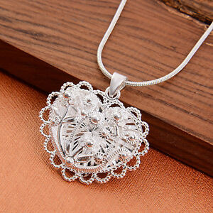 ALL 925 STERLING SILVER NECKLACES 925 sterling silver