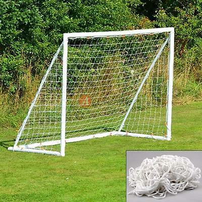 Transportable 6'x4' Football Net f Soccer Goal Outdoor Kids Sports Training(ONLY NET)