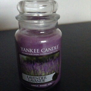 Special Edition Yankee Candle – Lavender Large Jar – 150 Hours