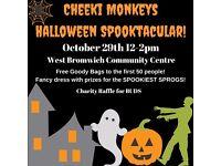 Cheeki Monkeys Pop-up Baby & Children's Halloween Market - West Bromwich