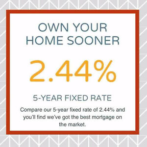 Best Rates, Best Mortgage!