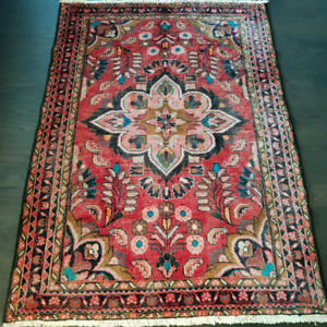 Persian Rug , almost 80 years old without any wear and tear .