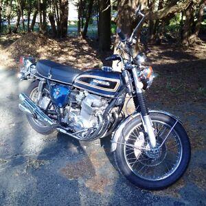 Honda CB750 Four K5