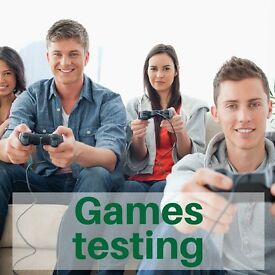 Focus Group and Games Testing Participants - Manchester (Central) + all UK