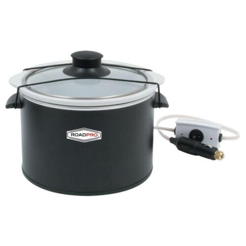 RoadPro 12V Slow Cooker for Auto, RV