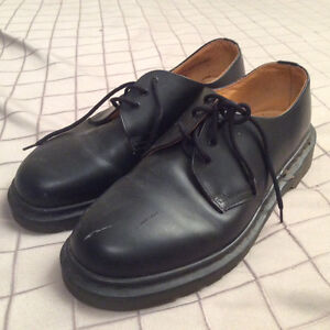 Doc Martens Oxford shoes