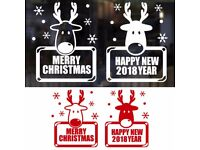 Made to order Christmas Decorations Decal Stickers