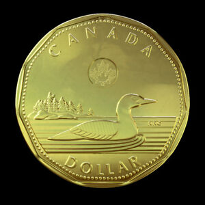 Les rouleaux neufs scellés de pièces de monnaie de 1 dollar