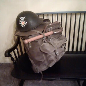 1960's Army Backpack