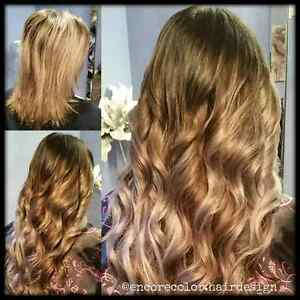 Premium Hair Extensions and Cutting/Coloring/Styling Services Edmonton Edmonton Area image 9