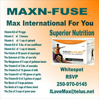 Looking for volunteers for research on Maxnfuse in PG and area