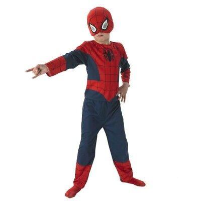 RUB 3889569 Ultimate Spider-Man 3 teilig Kinder Kostüm - Marvel Spider Man Kostüme
