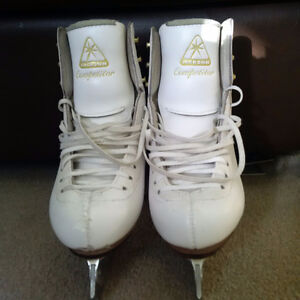 Don Jackson Boot (size 3B) with Matrix Elite Blade (size 8.5) London Ontario image 2
