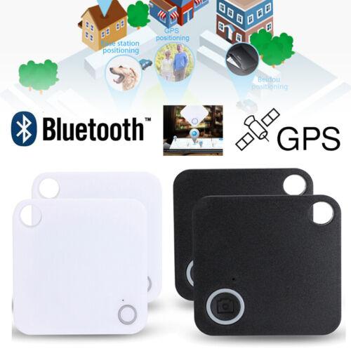 4pack smart bluetooth tracker key pet finder
