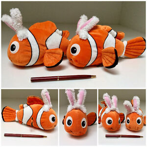 SMALL NEMO PLUSH TOY - FREE WITH PURCHASE