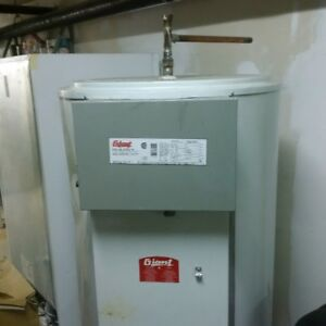 Giant 80gallon Commercial Hot Water Tank