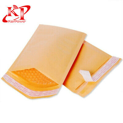 50 000 Kraft Padded Bubble Mailers Shipping Envelopes 6 X 9 Self Seal Case