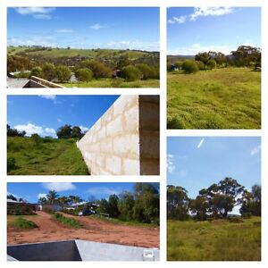 Toodyay 1457sqm Block Views Pool Retaining Fill Hilltop Townsite Toodyay Toodyay Area Preview